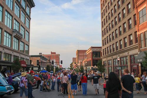 Downtown Joplin Artwalk