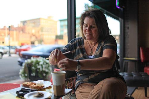 Downtown Joplin Artwalk Joplin Ave Coffee