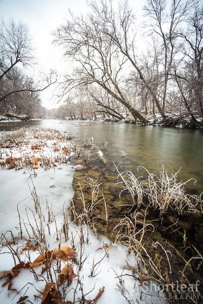 Center Creek Ice