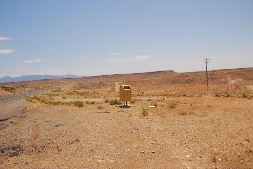 lonely mailbox utah